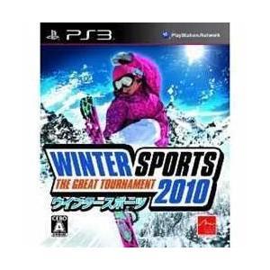 [メール便OK]【新品】【PS3】ウィンタースポーツ2010-ザ グレイト トーナメント-[在庫品]|asakusa-mach