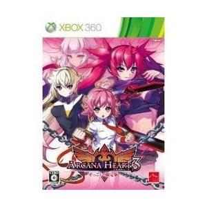 【新品】【Xbox360】【限】アルカナハート3 限定版[在庫品]|asakusa-mach