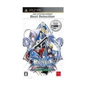 [メール便OK]【新品】【PSP】【BEST】BLAZBLUE(ブレイブルー)カラミティトリガーポータブル[在庫品]|asakusa-mach