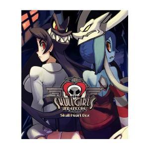 【新品】【PSV】【限】SKULLGIRLS 2ND ENCORE -Skull Heart Box-[お取寄せ品] asakusa-mach