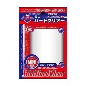 [メール便OK]【新品】【TTAC】KMC カードバリアー ミニ ハードクリアー asakusa-mach