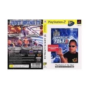 【PS2】 エキサイティングプロレス3 [PlayStation2 the Best]の商品画像|ナビ