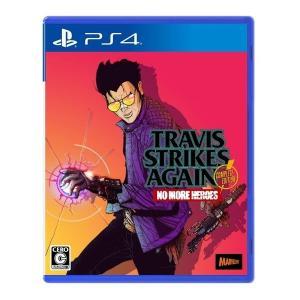 【10/17発売★予約】[メール便OK]【新品】【PS4】Travis Strikes Again: No More Heroes Complete Edition[予約品]|asakusa-mach