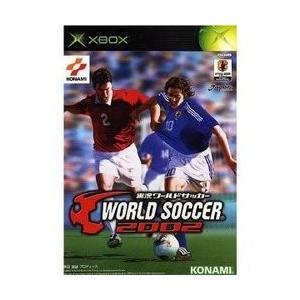 [メール便OK]【新品】【Xbox】実況ワールドサッカー2002|asakusa-mach