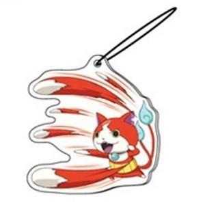 [メール便OK]【新品】【TTOY】エアフレッシュナー  妖怪ウォッチ 02 ジバニャンひゃくれつ肉球[お取寄せ品]|asakusa-mach