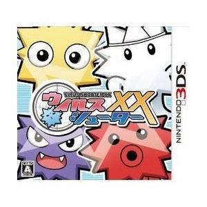 [メール便OK]【新品】【3DS】ウイルスシューターXX[お取寄せ品]|asakusa-mach