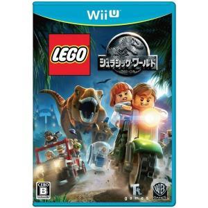 [100円便OK]【新品】【WiiU】LEGO ジュラシック・ワールド|asakusa-mach