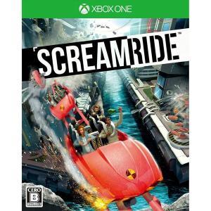 [メール便OK]【新品】【XboxOne】ScreamRide(スクリームライド)|asakusa-mach