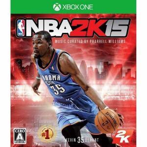 [100円便OK]【新品】【XboxOne】NBA 2K15|asakusa-mach