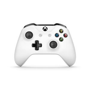 【新品】【XboxOneHD】XboxOne ワイヤレスコントローラー (ホワイト)[お取寄せ品]|asakusa-mach