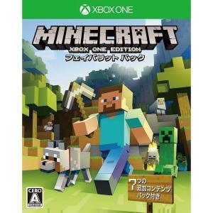 [宅配便限定]【新品】【XboxOne】Minecraft: Xbox One Edition フェイバリットパック|asakusa-mach