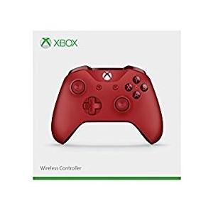 【新品】【XboxOneHD】Xbox One ワイヤレス コントローラー (レッド)[お取寄せ品]|asakusa-mach