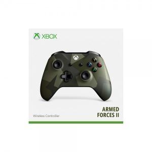 【新品】【XboxOneHD】Xbox One ワイヤレス コントローラー(アームド フォーセスII)[お取寄せ品]|asakusa-mach