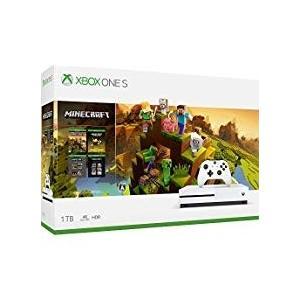 【新品】【XboxOneHD】Xbox One S 1 TB Minecraft マスター コレクション同梱版 (234-00670)[お取寄せ品]|asakusa-mach