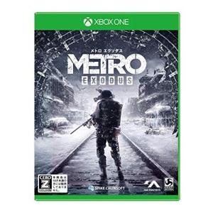 スパイク・チュンソフト メトロ エクソダス 【Xbox Oneゲームソフト】の商品画像|ナビ