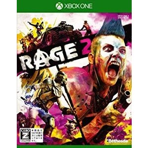 [メール便OK]【新品】【XboxOne】RAGE 2 XboxOne版 【CEROレーティング「Z」】[お取寄せ品]|asakusa-mach