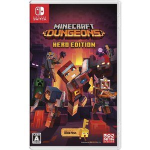 [メール便OK]【新品】【NS】Minecraft Dungeons Hero Edition[在庫品]|asakusa-mach