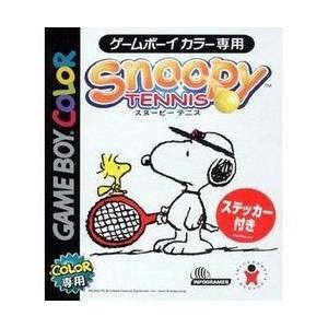 【新品】【GB】スヌーピーテニス[お取寄せ品] asakusa-mach