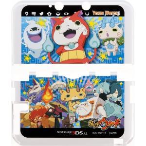 【新品】【プレックス】妖怪ウォッチ カスタムハードカバー2 妖怪大集合Ver.(3DS LL用)[お...