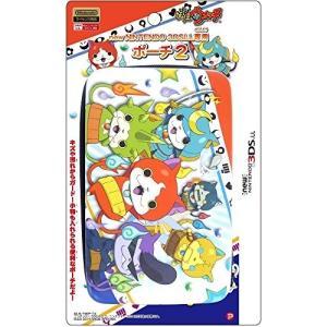 【新品】妖怪ウォッチ new NINTENDO 3DS LL 専用ポーチ2 カラフル Ver.[お取...