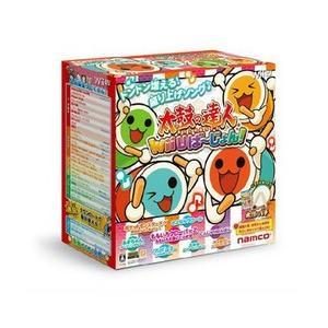 [宅配便限定]【新品】【WiiU】【同梱版】太鼓の達人WiiUばーじょん|asakusa-mach