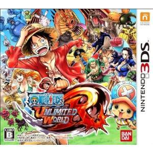 [メール便OK]【新品】【3DS】ワンピース アンリミテッドワールドR(レッド)[在庫品]|asakusa-mach