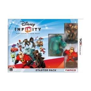 【新品】【3DS】ディズニーインフィニティ トイ・ボックス・チャレンジ スターターパック[お取寄せ品]|asakusa-mach