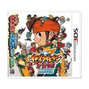 [メール便OK]【新品】【3DS】イナズマイレブン1・2・3!!円堂守伝説|asakusa-mach