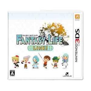 [メール便OK]【新品】【3DS】ファンタジーライフ LINK!|asakusa-mach