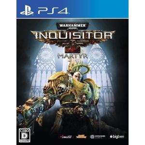 [メール便OK]【新品】【PS4】ウォーハンマー 40,000:Inquisitor - Marty...