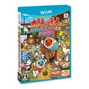 [メール便OK]【新品】【WiiU】【通】太鼓の達人 あつめて★ともだち大作戦! 通常版|asakusa-mach