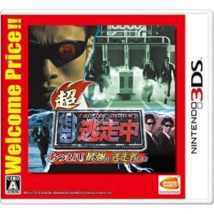 [メール便OK]【新品】【3DS】【BEST】超・逃走中 あつまれ!最強の逃走者たち Welcome Price!!|asakusa-mach