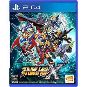 [メール便OK]【新品】【PS4】【通】スーパーロボット大戦X 通常版[お取寄せ品] asakusa-mach