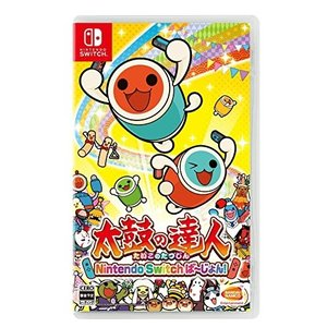 [メール便OK]【新品】【NS】太鼓の達人 Nintendo Switchば〜じょん![在庫品]|asakusa-mach