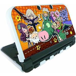 [宅配便限定]【新品】スナックワールド new NINTENDO 3DS LL 専用 カスタムハードカバー 大集合 Ver.|asakusa-mach