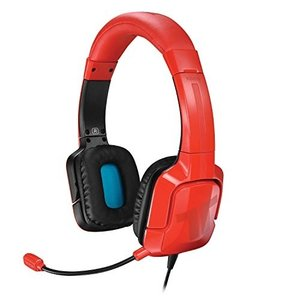 【新品】【PS4HD】TRITTON Kama Stereo Headset Red (PS4/PS Vita)|asakusa-mach