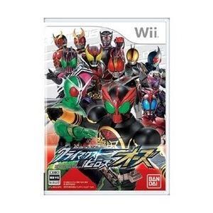 [メール便OK]【新品】【Wii】仮面ライダー クライマックスヒーローズ オーズ[在庫品]|asakusa-mach