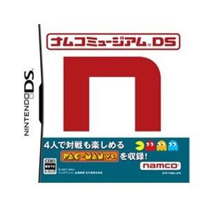[メール便OK]【新品】【DS】ナムコミュージアムDS asakusa-mach