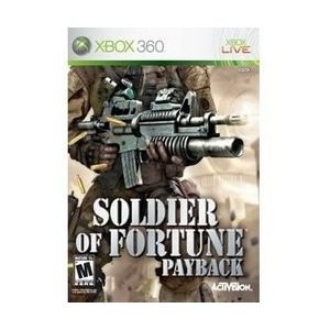 [100円便OK]【新品】【Xbox360】SOLDIER OF FORTUNE PAYBACK【海外北米版】|asakusa-mach