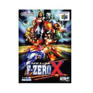 【訳あり新品】【N64】F-ZERO X[お取寄せ品]|asakusa-mach