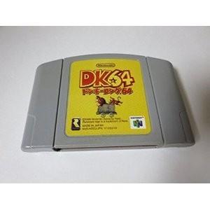 【訳あり新品】【N64】ドンキーコング64 【メモリ拡張パック同梱版】[お取寄せ品]|asakusa-mach