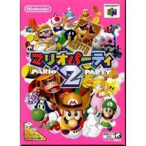 【訳あり新品】【N64】マリオパーティ2[お取寄せ品]|asakusa-mach