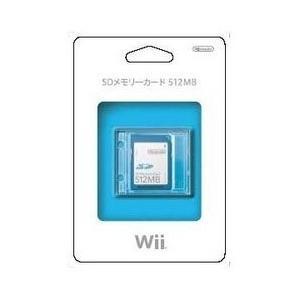 [100円便OK]【新品】【WiiHD】SDメモリーカード 512MB