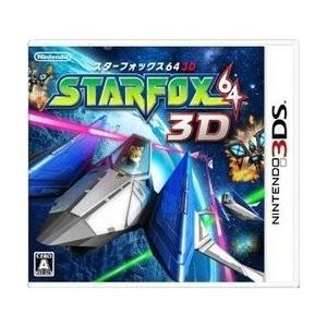 [メール便OK]【新品】【3DS】スターフォックス64 3D[お取寄せ品]|asakusa-mach