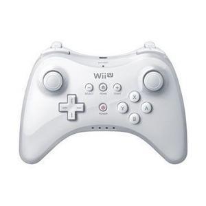 【新品】【Wii U】PROコントローラ【シロ】