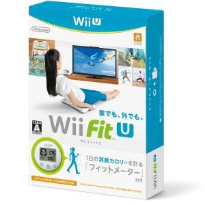 [宅配便限定]【新品】【WiiU】Wii Fit U フィットメーターセット asakusa-mach