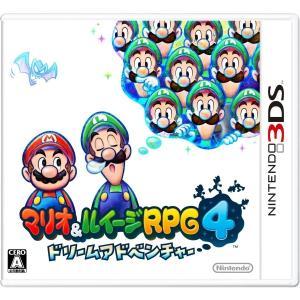 [100円便OK]【新品】【3DS】マリオ&ルイージRPG4 ドリームアドベンチャー|asakusa-mach
