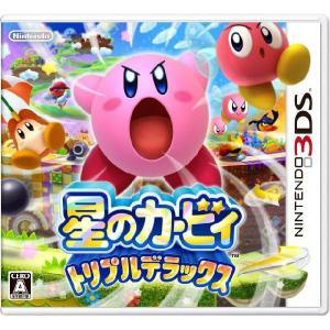 [メール便OK]【新品】【3DS】星のカービィ トリプルデラックス[在庫品]|asakusa-mach