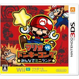 [メール便OK]【新品】【3DS】マリオVSドンキーコング みんなでミニランド|asakusa-mach