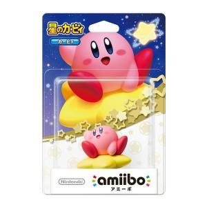[宅配便限定]【新品】【WiiUHD】amiibo カービィ(星のカービィシリーズ)|asakusa-mach